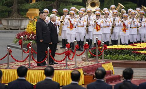Chủ tịch Triều Tiên mong muốn nâng cấp quan hệ với Việt Nam