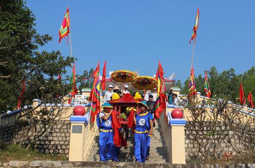 Khai hội Lễ hội Đền Lê Thành Phương xuân Kỷ Hợi 2019