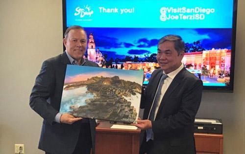 Phú Yên thúc đẩy hợp tác với các thành phố bên bờ Thái Bình Dương của Hoa Kỳ