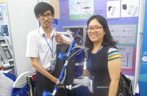 Phú Yên đạt 4 giải tại cuộc thi Khoa học kỹ thuật dành cho học sinh trung học khu vực phía Nam