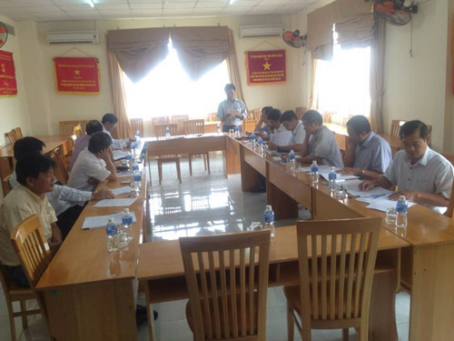 Bình Thuận: Phản biện đề án Quản lý khai thác nguồn lợi thủy sản