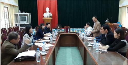 Thái Bình: Kiểm tra công tác Hội thi, Cuộc thi tại cơ sở