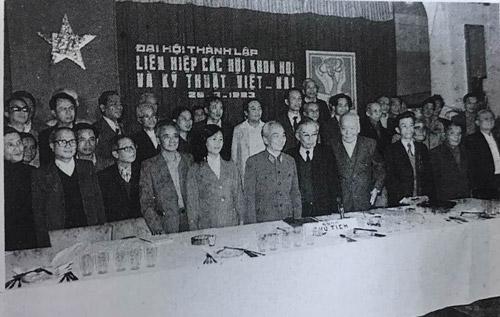 36 năm xây dựng và phát triển, Liên hiệp Hội xứng đáng là địa chỉ đỏ của đội ngũ trí thức nước nhà