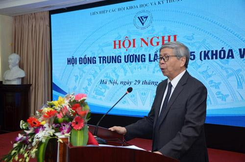 Hội nghị Hội đồng Trung ương Liên hiệp Hội Việt Nam lần thứ 5 (khóa VII)