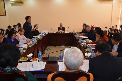 Hội nghị Đoàn chủ tịch Liên hiệp Hội Việt Nam lần thứ 9 (Khóa VII)
