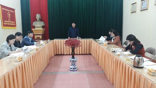 Thái Bình: Lấy ý kiến lựa chọn đề án cần tư vấn phản biện và giám định xã hội