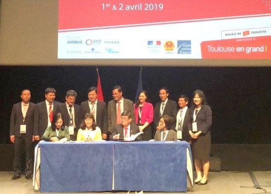 Phú Yên và các đối tác của Pháp hợp tác trong ứng phó biến đổi khí hậu, quản lý nông nghiệp