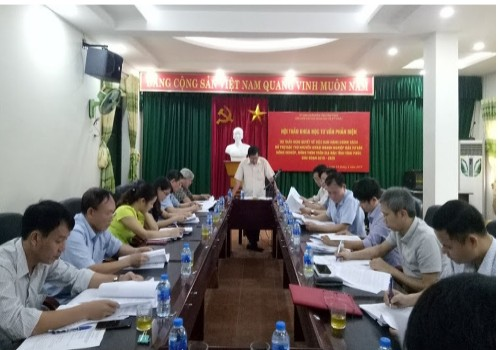 Vĩnh Phúc: Phản biện chính sách hỗ trợ nông nghiệp, nông thôn trên địa bàn