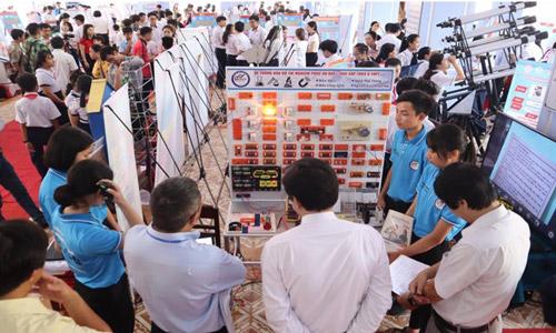 Thừa Thiên Huế: Có 59 đề tài đạt giải Cuộc thi Sáng tạo Thanh thiếu niên, Nhi đồng