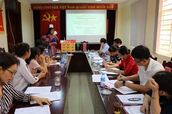 Lào Cai: 18/29 đề tài, giải pháp sáng tạo đủ điều kiện xét trao giải Hội thi Sáng tạo kỹ thuật tỉnh Lào Cai lần thứ 6 (2018 - 2019)
