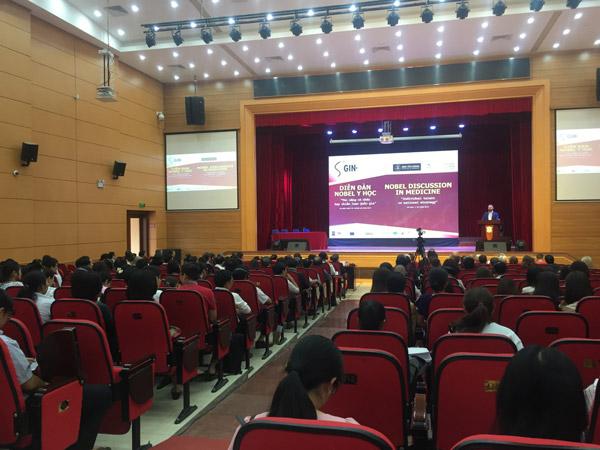 Hội nghị quốc tế về y học cơ hội và thách thức cho các nhà khoa học Việt Nam