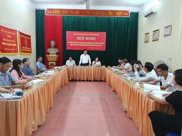 Thái Bình: Thông qua quy chế chấm điểm các giải pháp, mô hình, sản phẩm tham gia dự thi Sáng tạo kỹ thuật 2019