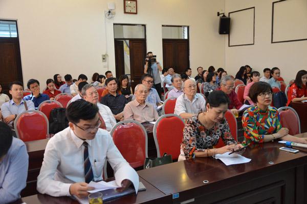 Liên hiệp Hội Việt Nam tôn vinh 16 Nhà báo xuất sắc