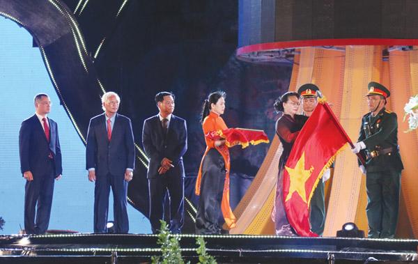Trọng thể Lễ kỷ niệm 30 năm Ngày tái lập tỉnh Phú Yên 1/7/1989-1/7/2019