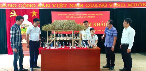 Lào Cai: Trao giải cho 26 sản phẩm sáng tạo Khoa học công nghệ