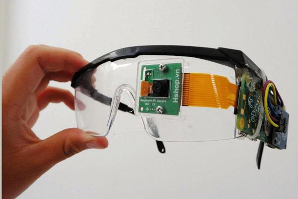 Hình ảnh thiết bị thông minh dành cho người khiếm thị của Bùi Đình Nguyên Khoa