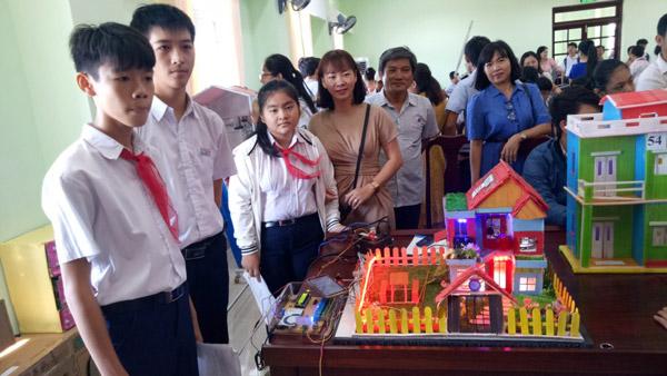 Phú Yên: Cuộc thi Sáng tạo Thanh Thiếu niên, Nhi đồng khởi nguồn từ những đam mê