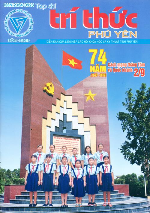 Tạp chí Trí thức Phú Yên số 65