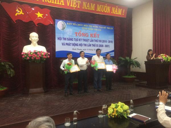 Bình Thuận: phát động Hội thi Sáng tạo kỹ thuật toàn tỉnh lần thứ IX