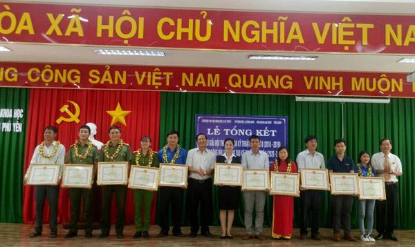 Phú Yên: Sự lan tỏa trong xã hội từ Hội thi Sáng tạo kỹ thuật
