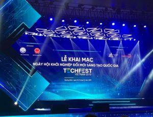 Khai mạc Ngày hội khởi nghiệp Đổi mới sáng tạo quốc gia (Techfest) 2019