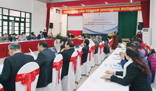 Góp ý nâng cao hiệu quả hoạt động của Liên hiệp Hội Việt Nam