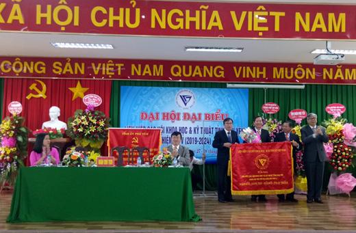 Phú Yên: Đại hội đại biểu lần thứ V