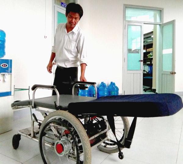 Trường cao đẳng Nghề Phú Yên: Giải pháp sáng tạo phải có tính thực tiễn
