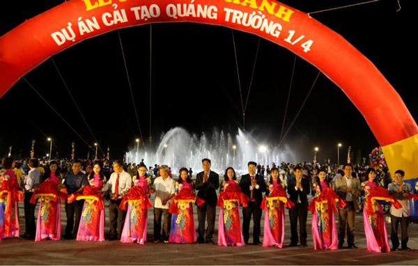 Khánh thành các công trình chào mừng 90 năm thành lập Đảng và mừng Xuân Canh Tý 2020