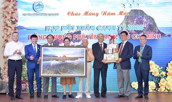 Hội Đồng hương Phú Yên tại TP Hồ Chí Minh gặp mặt đầu xuân