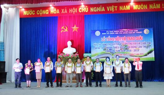 Kon Tum: Giải pháp nâng cao chất lượng Hội thi, Cuộc thi