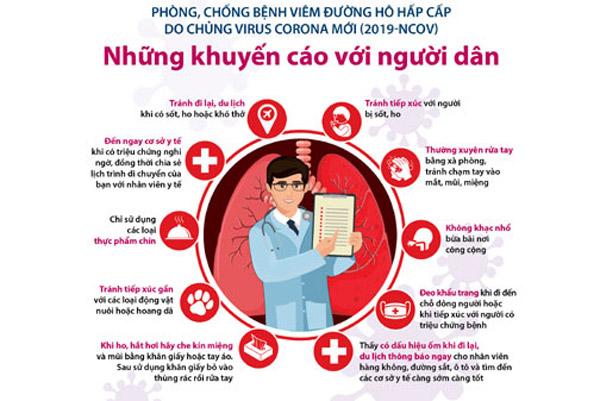 Ban hành các hướng dẫn cách ly y tế phòng chống COVID-19