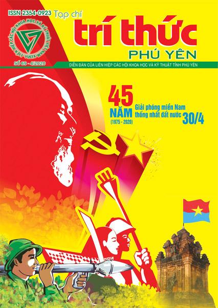 Tạp chí Trí thức Phú Yên số 69