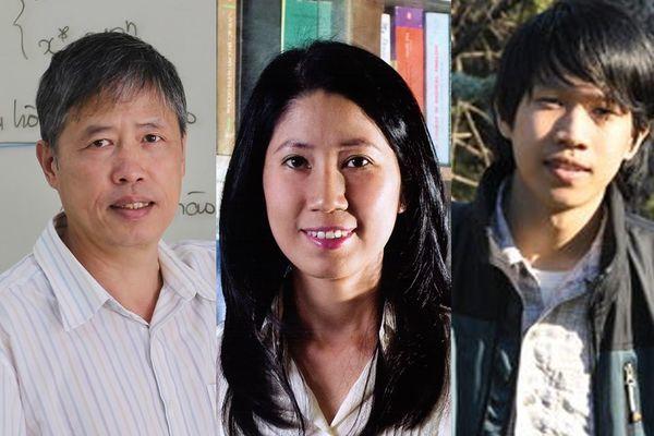 Ba nhà khoa học được trao Giải thưởng Tạ Quang Bửu năm 2020