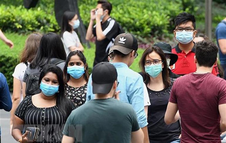 Dịch COVID-19 ở Đông Nam Á: Singapore phát hiện gần 900 ca mắc mới