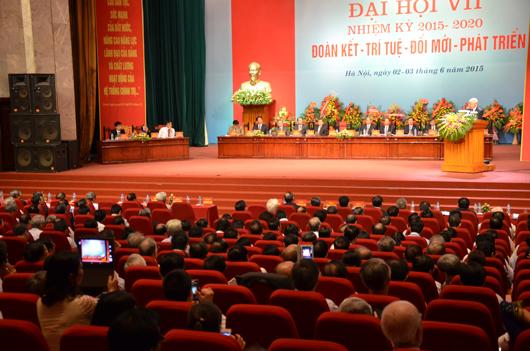 Cảm nhận về công tác nhân sự qua các kỳ Đại hội