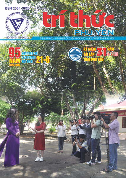 Tạp chí Trí thức Phú Yên số 70 & 71
