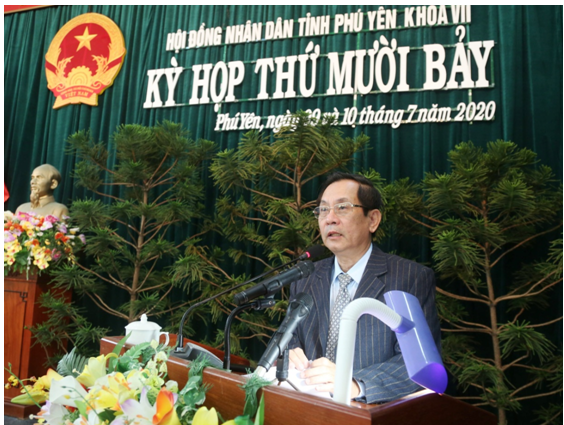 Khai mạc kỳ họp thứ 17, HĐND tỉnh khóa VII