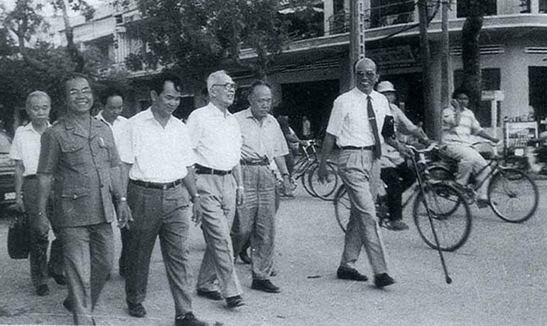 Chuyến thăm Phú Yên cuối cùng của Luật sư Nguyễn Hữu Thọ