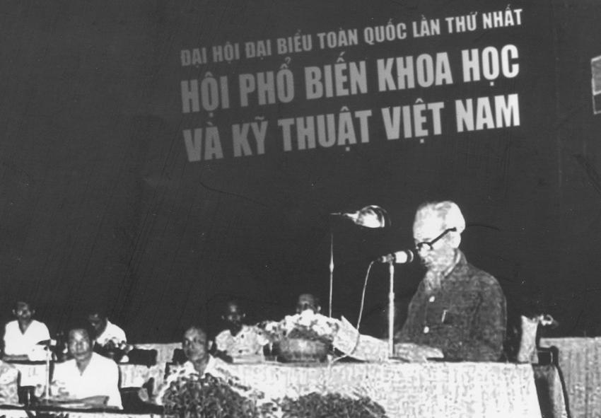 Tư tưởng Hồ Chí Minh về Khoa học và Công nghệ