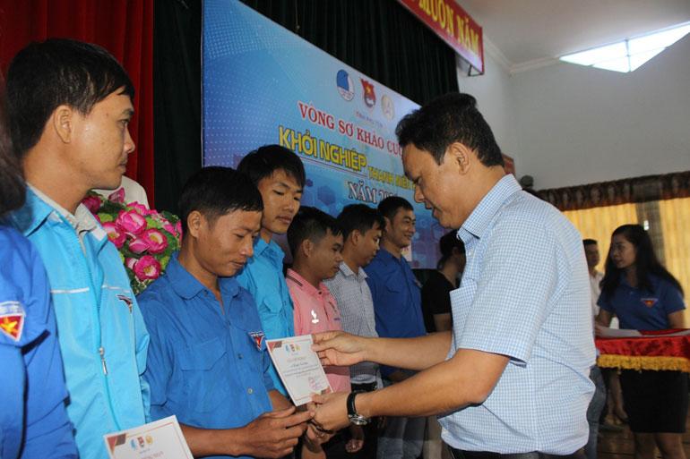 Khởi động Cuộc thi khởi nghiệp thanh niên tỉnh Phú Yên năm 2020