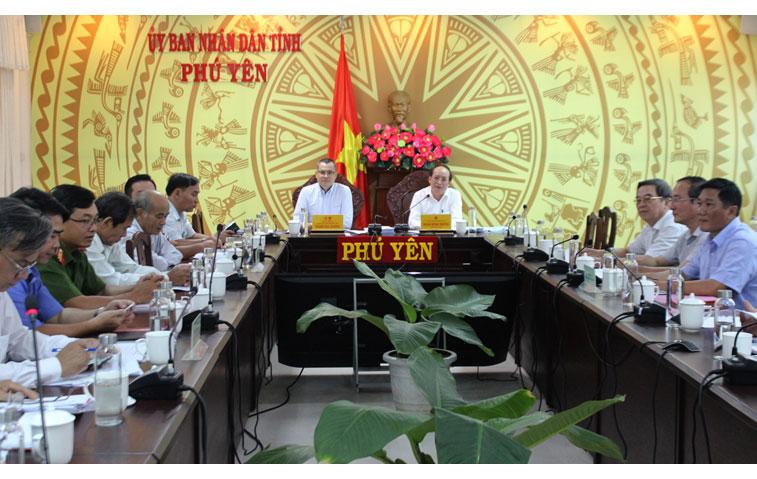 Rà soát công tác chuẩn bị Đại hội Thi đua yêu nước tỉnh lần thứ V