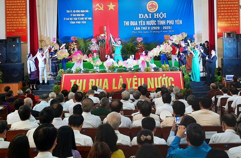 Đại hội thi đua yêu nước tỉnh Phú Yên lần thứ V (2020-2025)