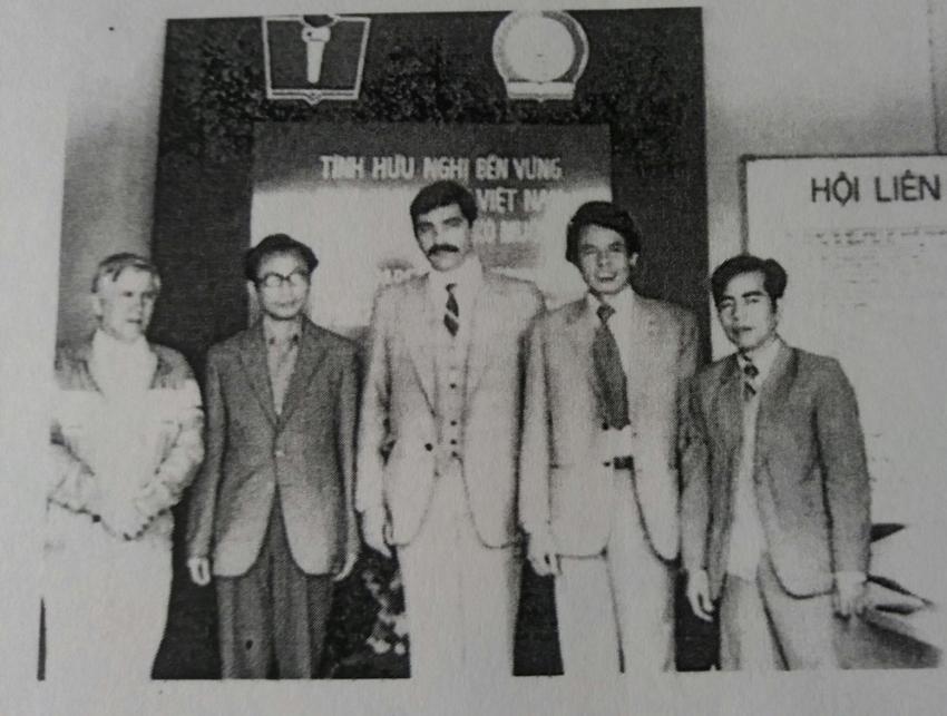Liên hiệp Hội Việt Nam – Nhớ lại những ngày đầu thành lập