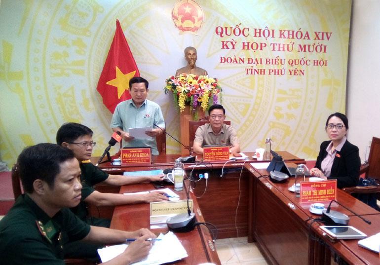 Kỳ họp thứ 10 (Quốc hội khóa XIV): Tập trung thảo luận dự thảo Luật Cư trú (sửa đổi) và Luật Biên phòng Việt Nam