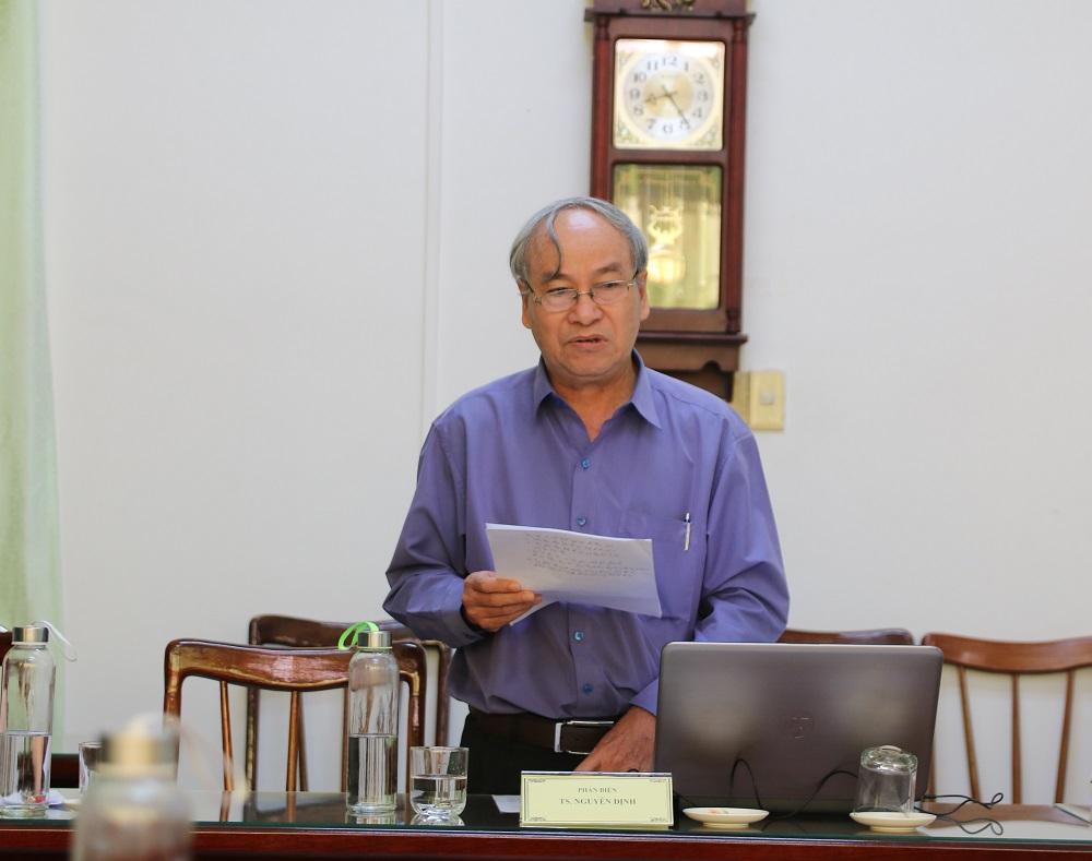 Tư vấn xác định nhiệm vụ KH&CN cấp tỉnh năm 2021