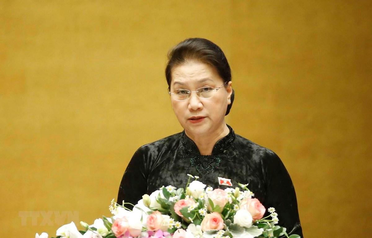 Bế mạc Kỳ họp thứ 10 Quốc hội khóa XIV, khẳng định tinh thần đoàn kết