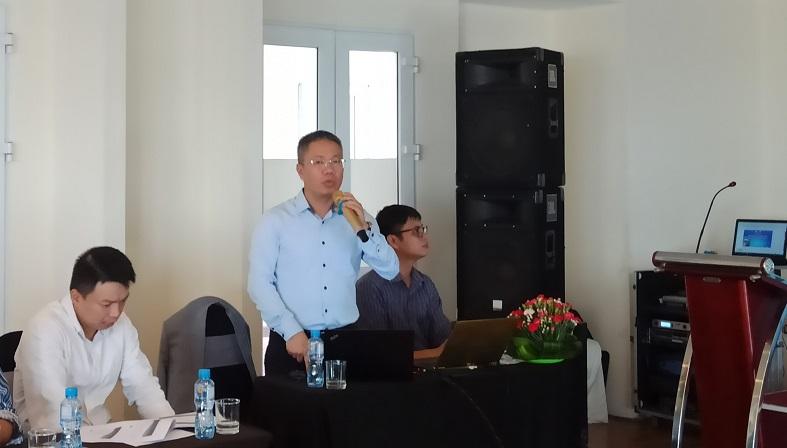 Hội thảo tham vấn lấy ý kiến các cơ quan quản lý về các giải pháp chỉnh trị, chống sa bồi cửa Tiên Châu và khu neo đậu tàu thuyền Lạch Vạn Củi, tỉnh Phú Yên
