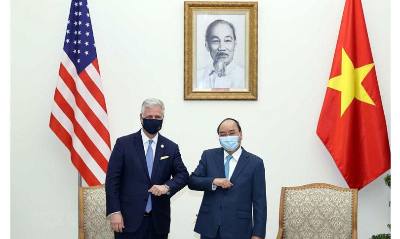 Quan hệ Việt Nam - Hoa Kỳ đạt những bước phát triển toàn diện, thực chất