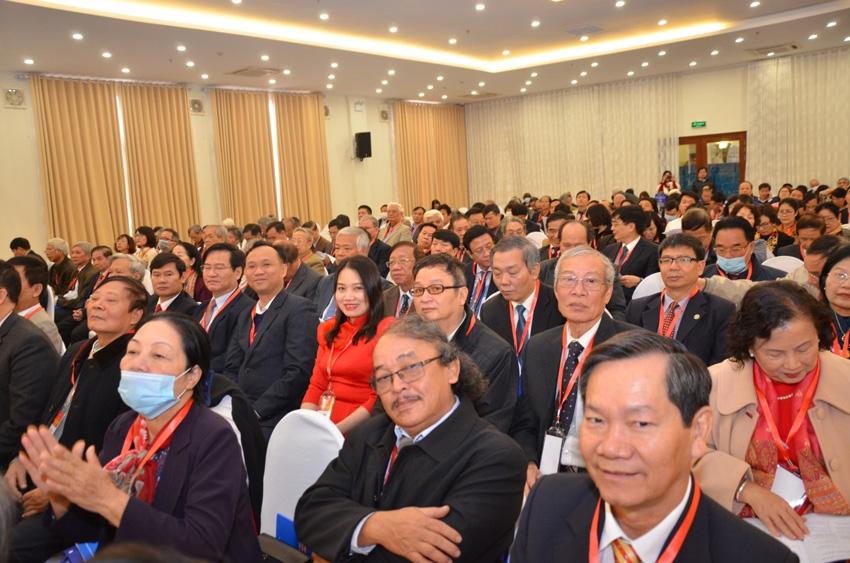 Đại biểu tham dự Đại hội